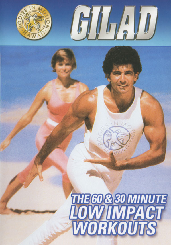 Gilad S 60 30 Minute Low Impact Workouts Fitness On Tv
