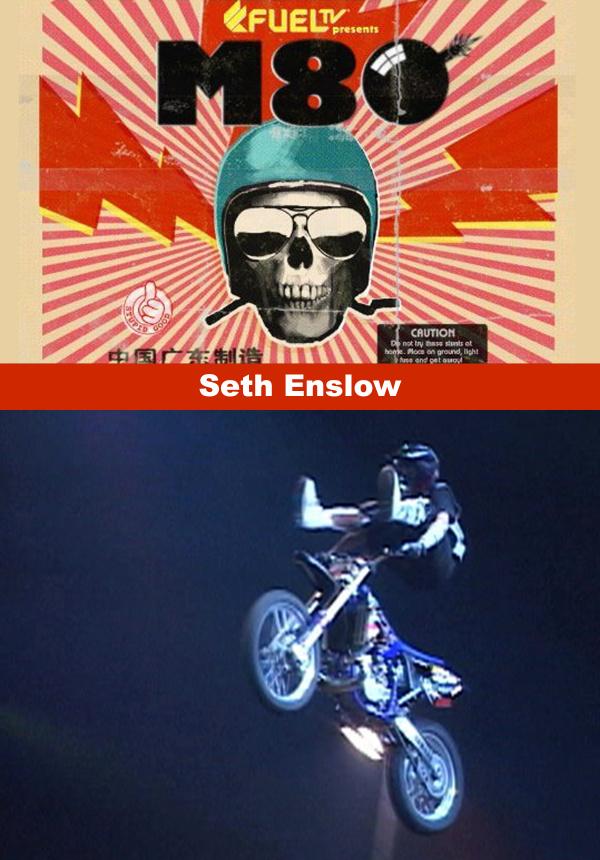 M80 - Season 2 - Seth Enslow