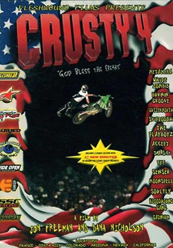 Crusty 4: God Bless The Freaks