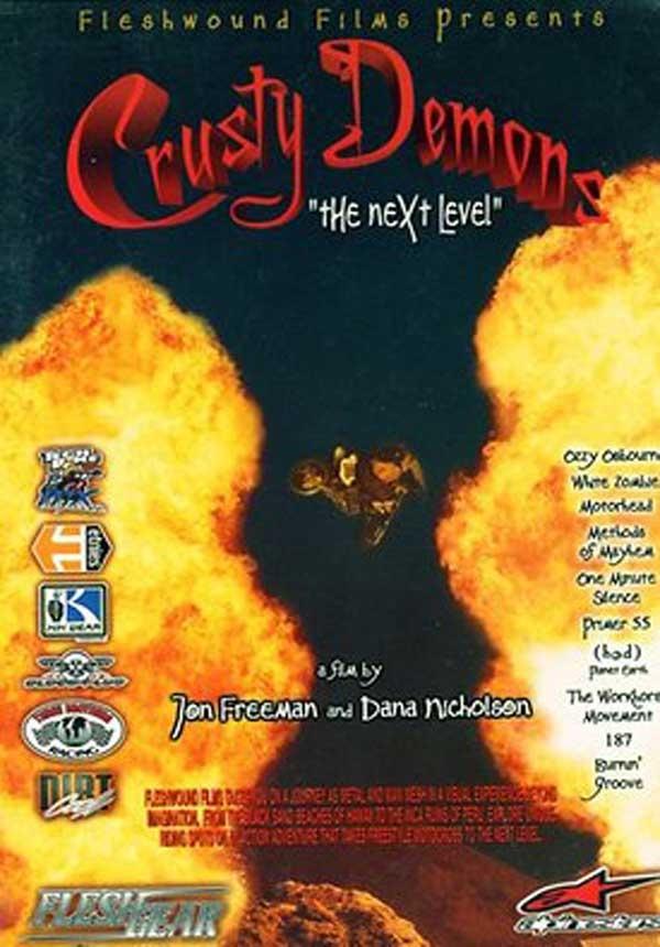Crusty Demons 6: The Next Level